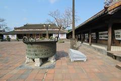 Hue Complex de Hue Monuments en Vietnam Imagen de archivo libre de regalías