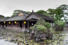 Hue Imperial City Stock Images