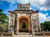 Hue Imperial Tomb Vietnam South East Asia Royalty Free Stock Image