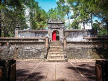 Hue Imperial Tomb Vietnam South East Asia Royalty Free Stock Photography