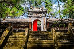 Hue Imperial Tomb Vietnam South East Asia Royalty Free Stock Images