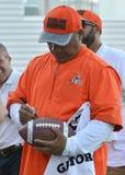 Hue Jackson Head Coach Cleveland Browns Imagen de archivo