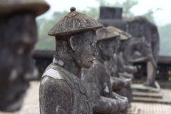 Hue, Vietnam: Royal Tomb Stock Photography