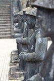 Hue, Vietnam: Royal Tomb Stock Images