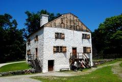 Hueco soñoliento, NY: Casa señorial de Philipsburg Fotos de archivo