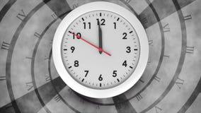 Huelgas del reloj a 12