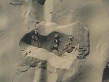 Huella Imagenes de archivo