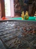 Huella de Buda Fotos de archivo libres de regalías