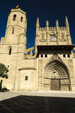 Huesca Cathedral Stock Photo