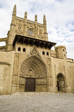 Huesca cathedral Stock Images