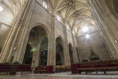 Huesca, Spagna Fotografia Stock Libera da Diritti