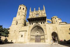Huesca, Spain Stock Photography