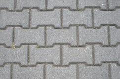 Hueso concreto de las piedras formado foto de archivo libre de regalías