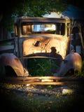 Huesos autos Fotos de archivo