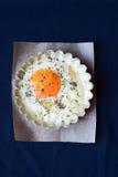 Huevo cocido Foto de archivo