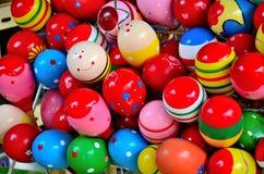 Huevo colorido Fotos de archivo