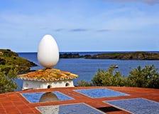 Huevo de Dali Foto de archivo