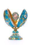 Huevo de Faberge. fotos de archivo