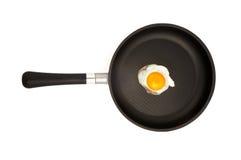 Huevo de Fryed Imagenes de archivo