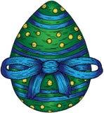 Huevo de Pascua Foto de archivo
