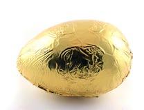 Huevo de Pascua - aislado fotografía de archivo