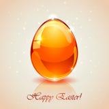Huevo de Pascua de cristal libre illustration