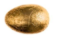 Huevo de Pascua en embalaje flexible Fotos de archivo libres de regalías