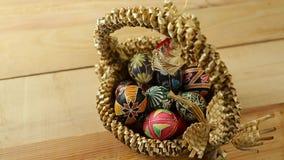 huevo de Pascua 2016 feliz almacen de video