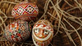 huevo de Pascua 2016 feliz almacen de metraje de vídeo