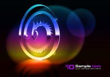 Huevo del dragón Imagen de archivo libre de regalías
