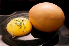 Huevo fresco Imágenes de archivo libres de regalías