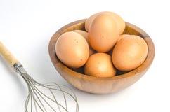 Huevo fresco Foto de archivo libre de regalías