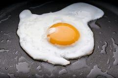 Huevo frito Imagenes de archivo