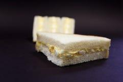 Huevo Mayo Sandwich Fotografía de archivo