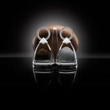 Huevo negro Foto de archivo libre de regalías