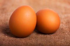Huevos imagen de archivo libre de regalías