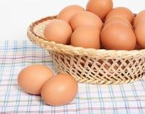 Huevos. Imágenes de archivo libres de regalías