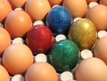 Huevos. Fotos de archivo libres de regalías