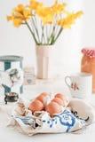 Huevos Fotografía de archivo libre de regalías