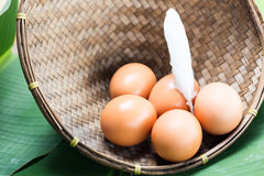 Huevos Fotografía de archivo