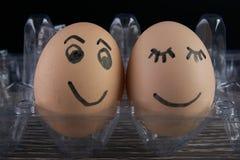 Huevos Imagen de archivo
