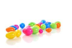 Huevos aislados Fotografía de archivo libre de regalías
