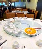 Huevos bendecidos tradicionales chinos fotografía de archivo