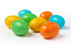 Huevos de caramelo foto de archivo libre de regalías