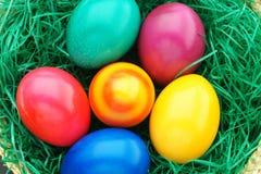 Huevos de Easte Fotos de archivo