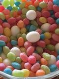 Huevos de las habas de jalea n Imágenes de archivo libres de regalías