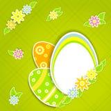 Huevos de papel Fotografía de archivo