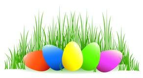 Huevos de Pascua. Imágenes de archivo libres de regalías