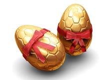 Huevos de Pascua stock de ilustración
