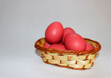 Huevos de Pascua 3 Imagen de archivo libre de regalías